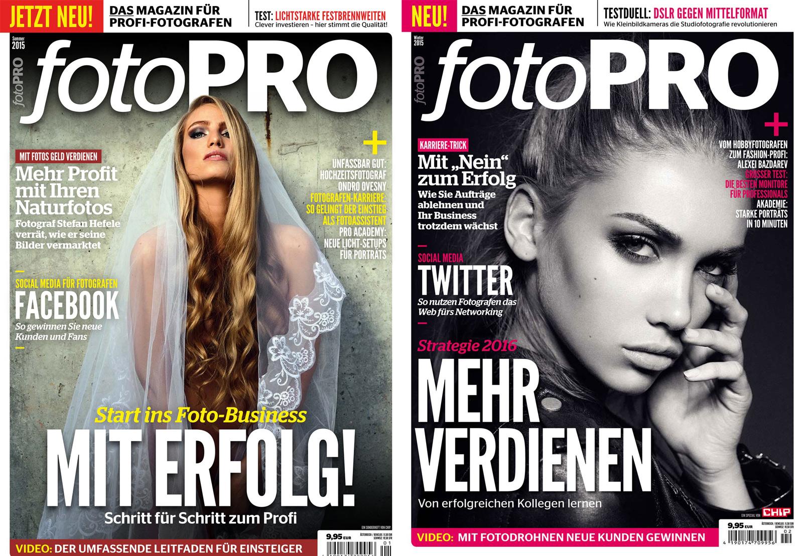 fotoPRO Magazin