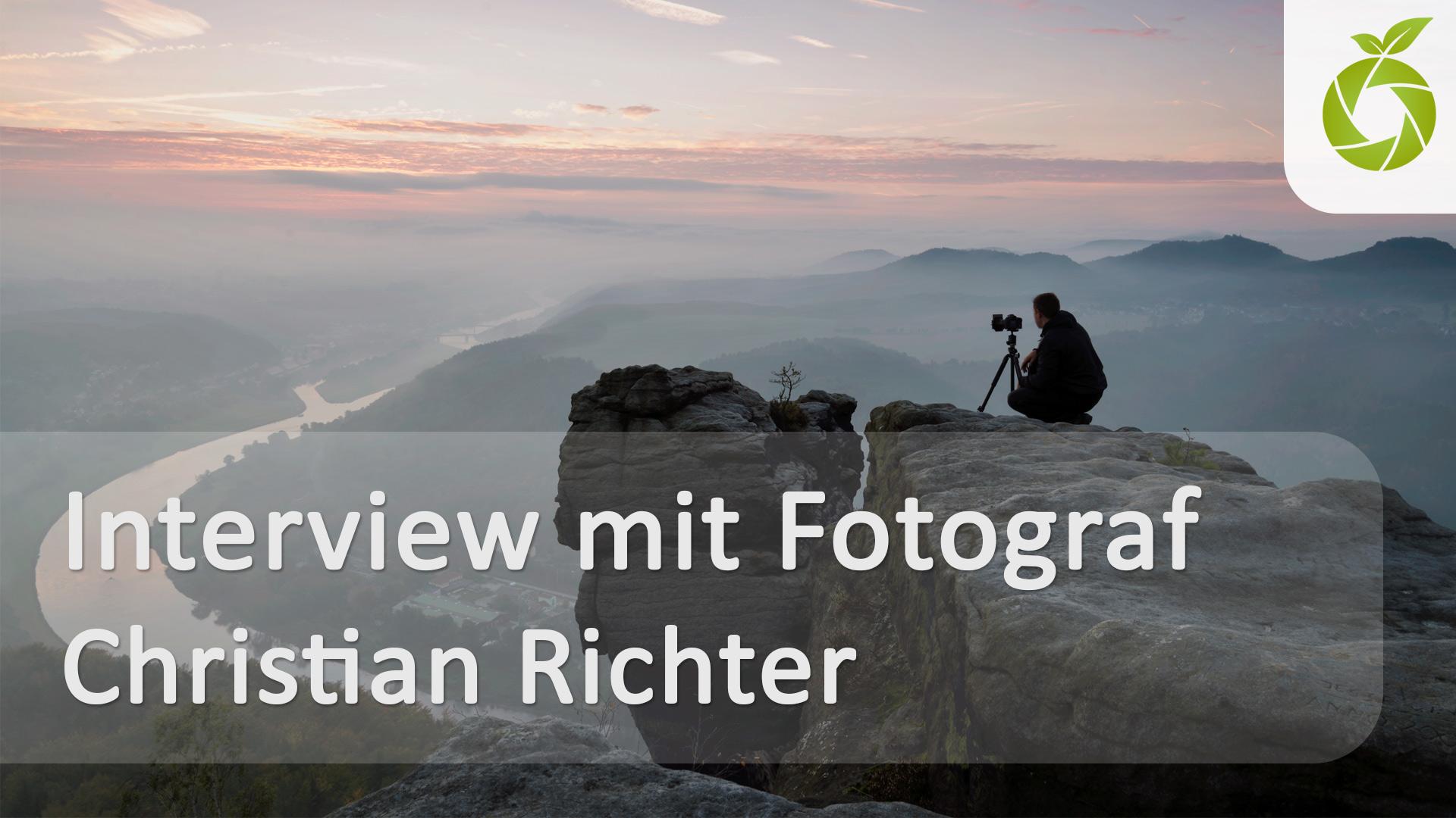 Interview Christian Richter Fotograf