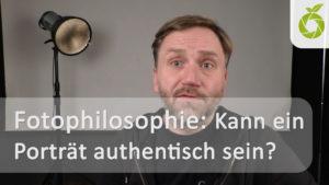 Photophilosophie: Kann ein Porträt authentisch sein?