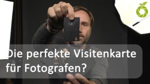 Die perfekte Visitenkarte für Fotografen?