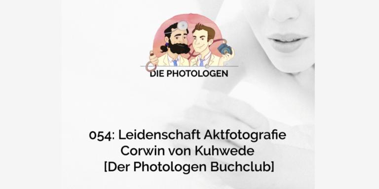 Die Photologen sprechen über mein Buch »Leidenschaft Aktfotografie«