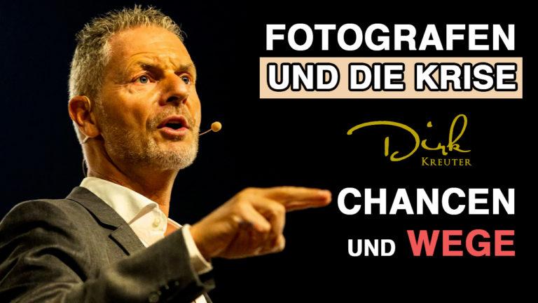 Fotografen und die Krise – Chancen und Wege – Interview mit Dirk Kreuter